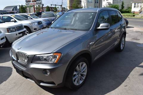 2013 BMW X3 For Sale In Hartford CT