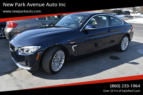 2014 BMW 4 Series for sale in Hartford, CT