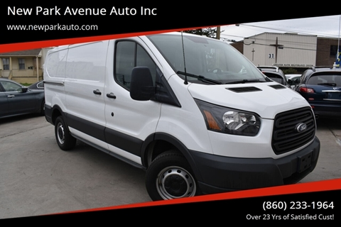 2015 Ford Transit Cargo for sale in Hartford, CT