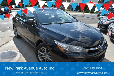 Park Ave Auto >> Toyota For Sale In Hartford Ct New Park Avenue Auto Inc