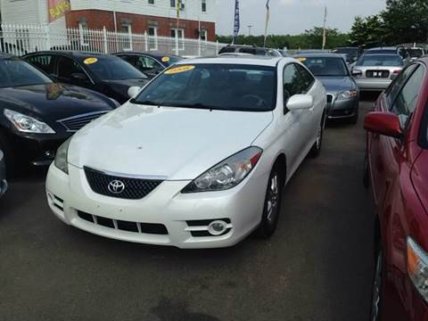 2008 Toyota Camry Solara for sale in Hartford, CT