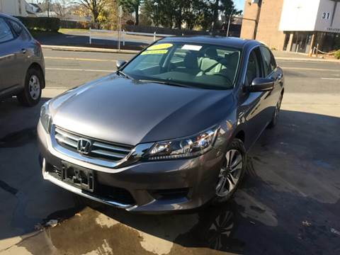 2013 Honda Accord for sale at New Park Avenue Auto Inc in Hartford CT