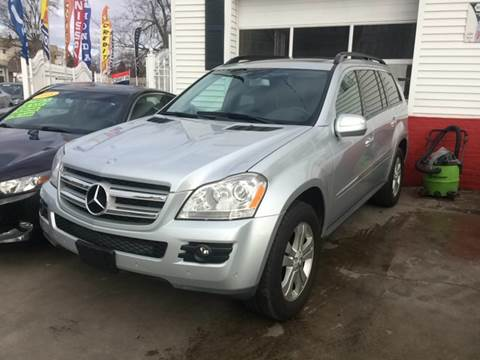 2009 Mercedes-Benz GL-Class for sale at New Park Avenue Auto Inc in Hartford CT