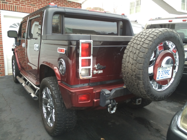 2007 HUMMER H2 SUT for sale at New Park Avenue Auto Inc in Hartford CT