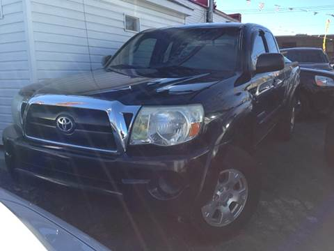 2005 Toyota Tacoma for sale at New Park Avenue Auto Inc in Hartford CT
