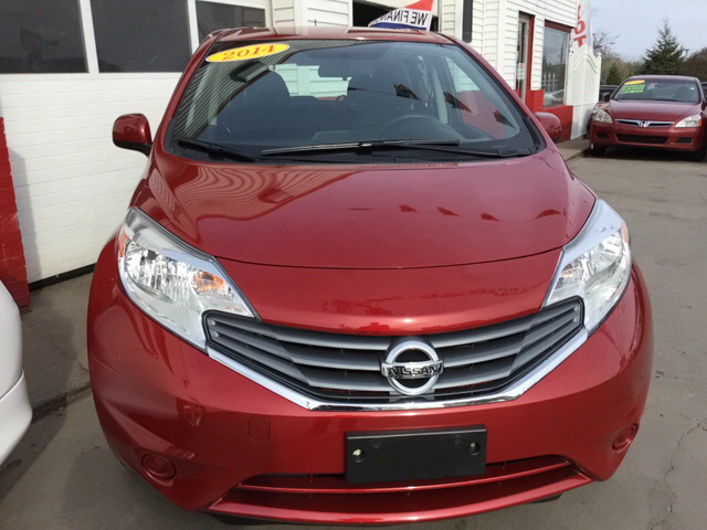 2014 Nissan Versa Note for sale at New Park Avenue Auto Inc in Hartford CT