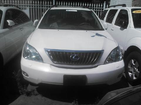 2009 Lexus RX 350 for sale at New Park Avenue Auto Inc in Hartford CT