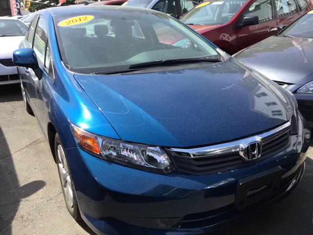 2012 Honda Civic for sale at New Park Avenue Auto Inc in Hartford CT
