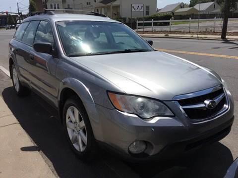 2009 Subaru Outback for sale at New Park Avenue Auto Inc in Hartford CT