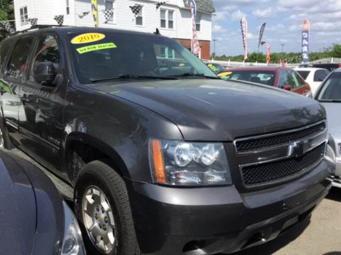 2010 Chevrolet Tahoe for sale at New Park Avenue Auto Inc in Hartford CT