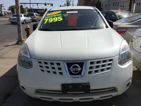 2009 Nissan Rogue for sale at New Park Avenue Auto Inc in Hartford CT