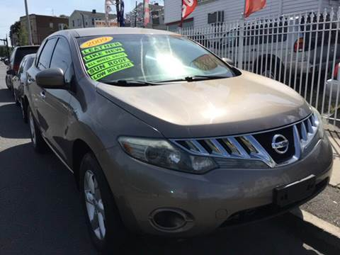 2009 Nissan Murano for sale at New Park Avenue Auto Inc in Hartford CT