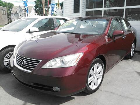 2008 Lexus ES 350 for sale at New Park Avenue Auto Inc in Hartford CT