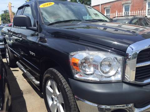 2008 Dodge Ram Pickup 1500 for sale at New Park Avenue Auto Inc in Hartford CT