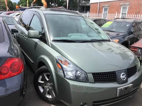 2006 Nissan Quest for sale at New Park Avenue Auto Inc in Hartford CT