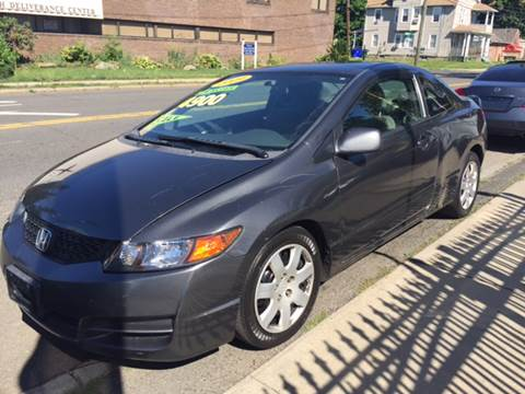 2009 Honda Civic for sale at New Park Avenue Auto Inc in Hartford CT