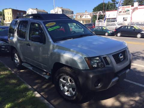 2009 Nissan Xterra for sale at New Park Avenue Auto Inc in Hartford CT