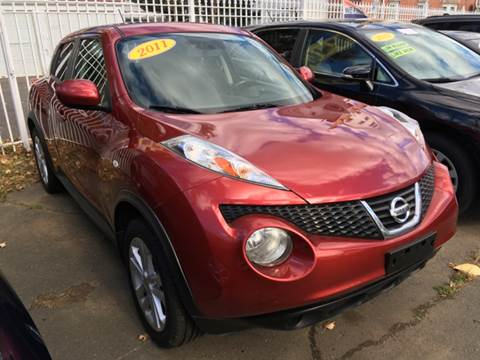 2011 Nissan JUKE for sale at New Park Avenue Auto Inc in Hartford CT
