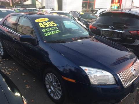 2006 Mercury Milan for sale at New Park Avenue Auto Inc in Hartford CT