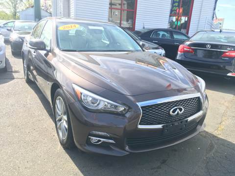 2014 Infiniti Q50 for sale in Hartford, CT