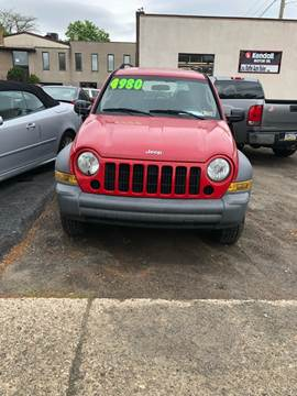 2005 Jeep Liberty for sale in Kingston, PA