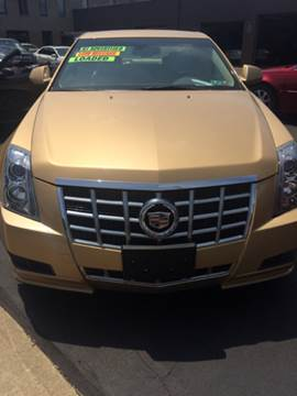 2013 Cadillac CTS for sale at Maffei Auto Sales INC. in Kingston PA