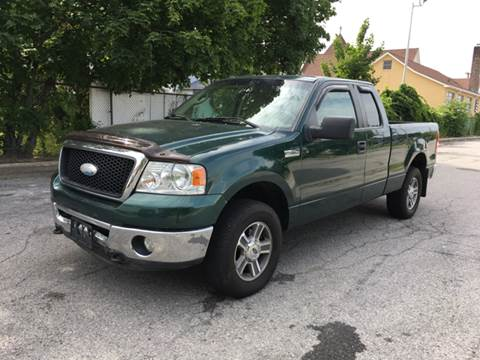 2007 Ford F-150 for sale in Roosevelt, NY