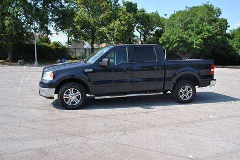 2006 Ford F-150 for sale in Roosevelt, NY