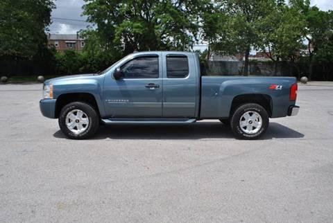 2008 Chevrolet Silverado 1500 for sale in Roosevelt, NY