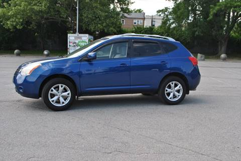 2009 Nissan Rogue for sale in Roosevelt, NY