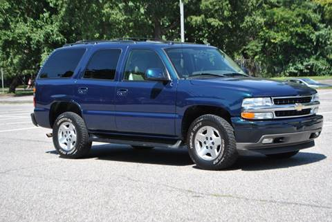 2005 Chevrolet Tahoe for sale in Roosevelt, NY
