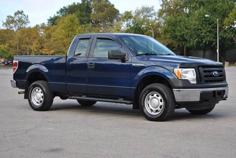 2012 Ford F-150 for sale in Roosevelt, NY