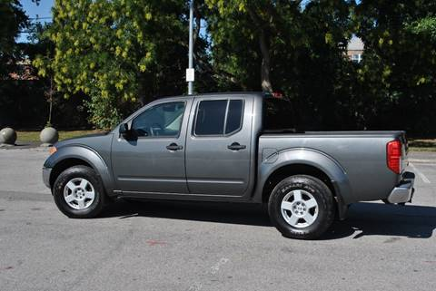 2006 Nissan Frontier for sale in Roosevelt, NY
