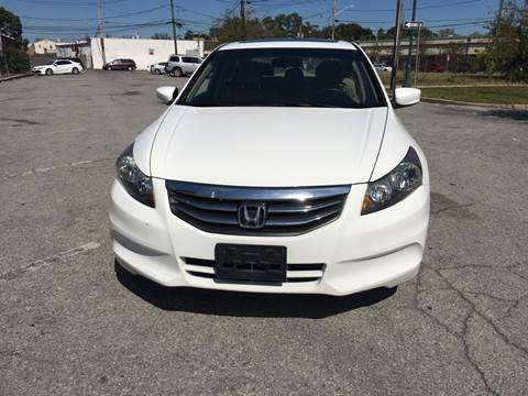 2012 Honda Accord for sale in Roosevelt, NY