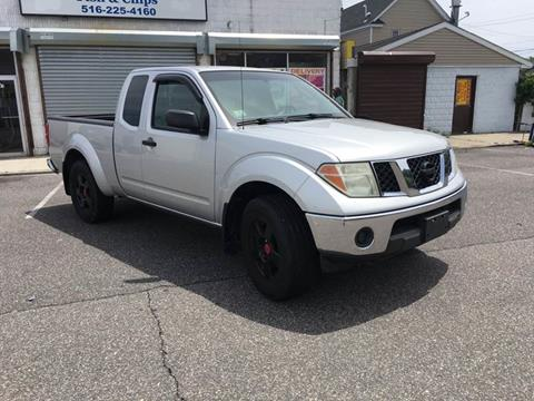 2008 Nissan Frontier for sale in Roosevelt, NY