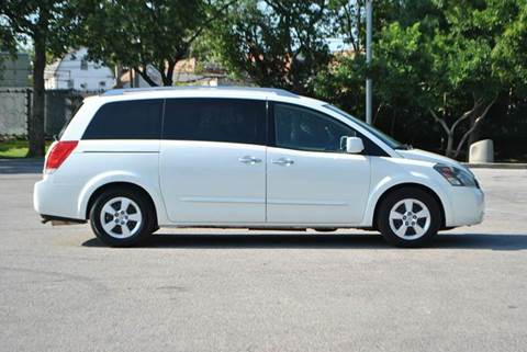 2007 Nissan Quest for sale in Roosevelt, NY