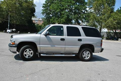 2006 Chevrolet Tahoe For Sale >> 2006 Chevrolet Tahoe For Sale Carsforsale Com