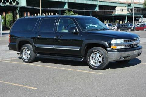 2002 Chevrolet Suburban for sale in Roosevelt, NY