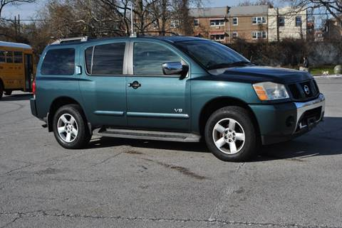 2006 Nissan Armada for sale in Roosevelt, NY