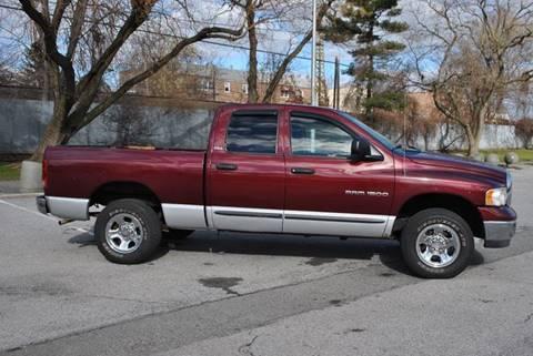 2002 Dodge Ram Pickup 1500 for sale in Roosevelt, NY