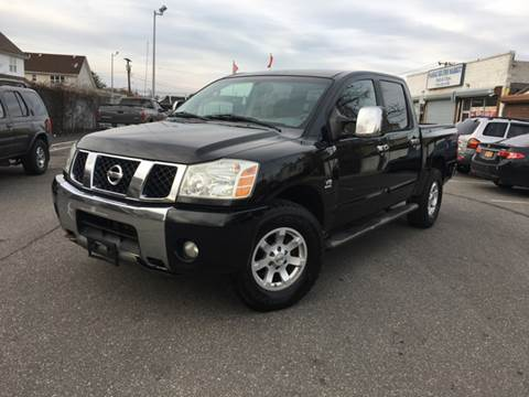 2004 Nissan Titan for sale in Roosevelt, NY