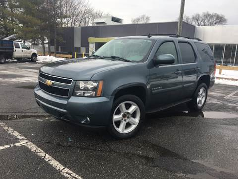 2008 Chevrolet Tahoe for sale in Roosevelt, NY