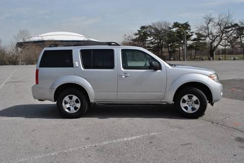 2009 Nissan Pathfinder for sale in Roosevelt, NY