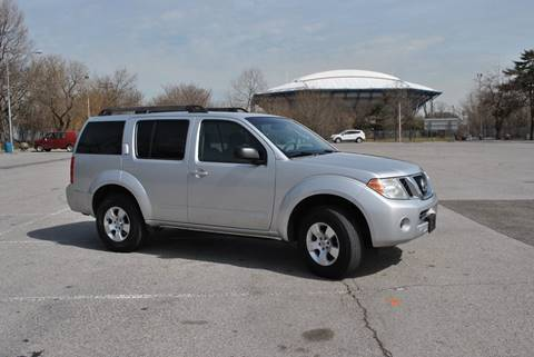 2009 Nissan Pathfinder for sale in Roosevelt, NY