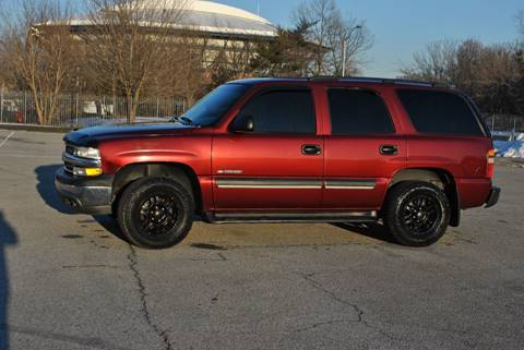 2003 Chevrolet Tahoe for sale in Roosevelt, NY