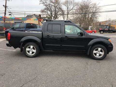 2005 Nissan Frontier for sale in Roosevelt, NY