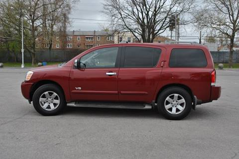 2005 Nissan Armada for sale in Roosevelt, NY