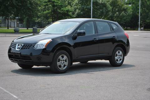 2008 Nissan Rogue for sale in Roosevelt, NY