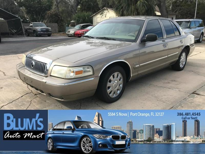 2006 Mercury Grand Marquis Used Cars In Ormond Beach, FL 32174