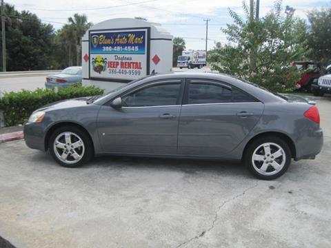 2008 Pontiac G6 for sale in Port Orange, FL